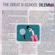 The Great B-School Dilemma