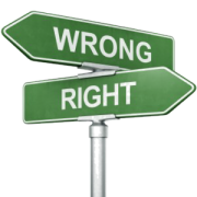 What is Right & What is Wrong?